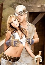 kirsten price anal scene from country...